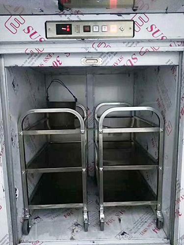 傳菜電梯安裝