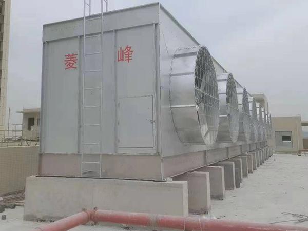 頂樓全鋼冷卻塔