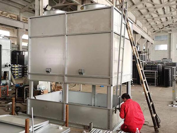 全鋼冷卻塔拼裝專家