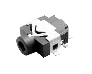 2.5 SMT耳机插座 PJ-244