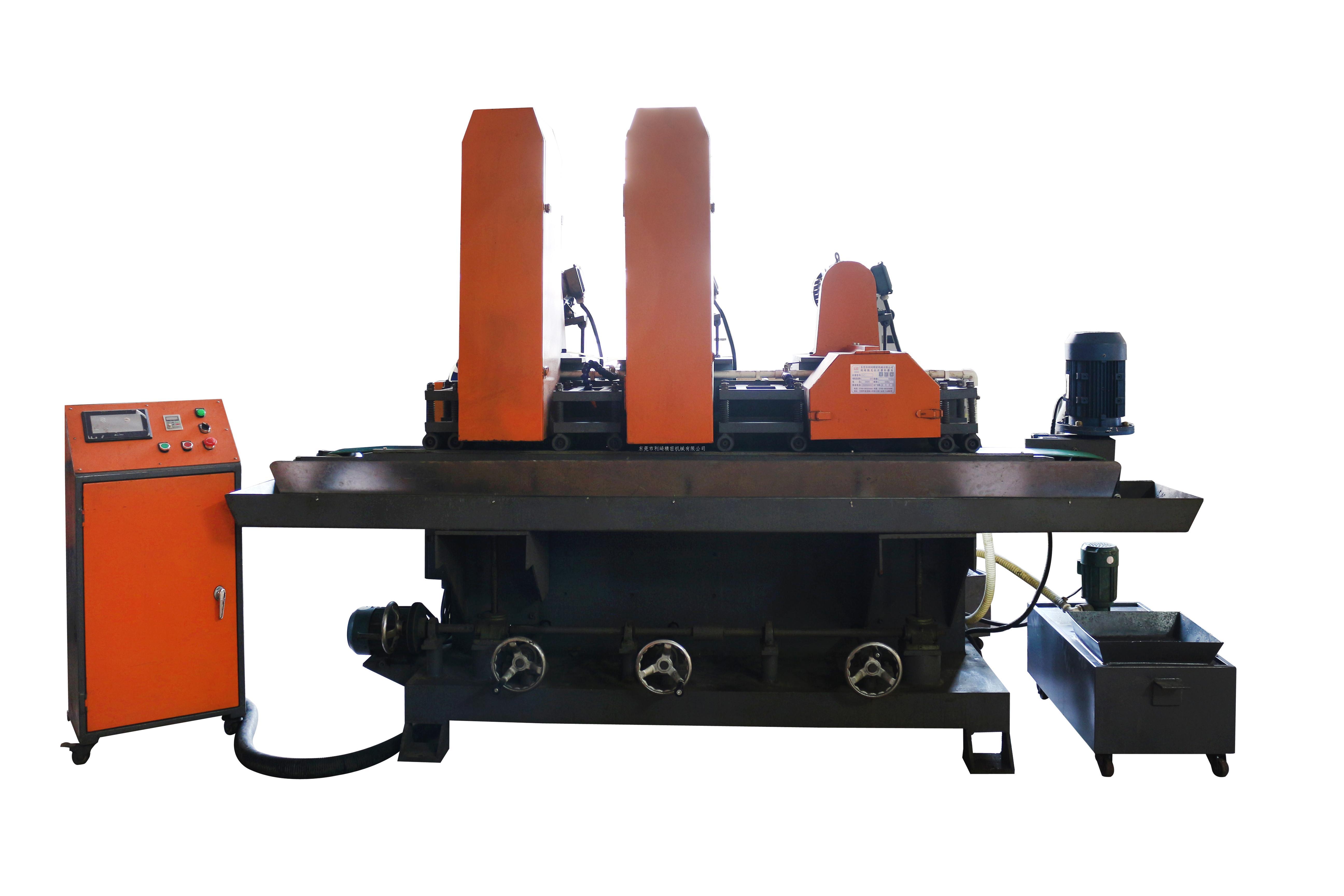 二砂一輪輸送式水磨拉絲機水磨拉絲機LC-ZL503