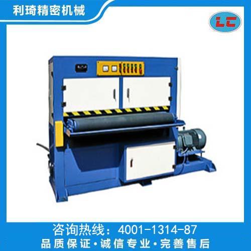 板材自动拉丝机