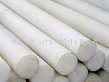 进口白色/黑色PET棒佛山利仕达批发、零售