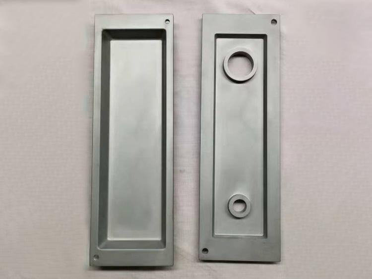 铝合金喷砂电镀镍铁氟龙