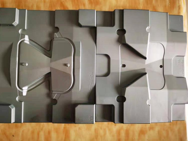 模具喷砂镀镍铁氟龙