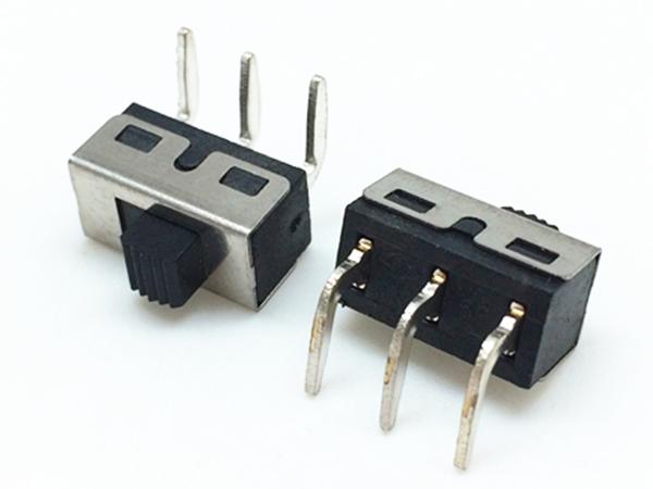 微型撥動開關SS-12D06