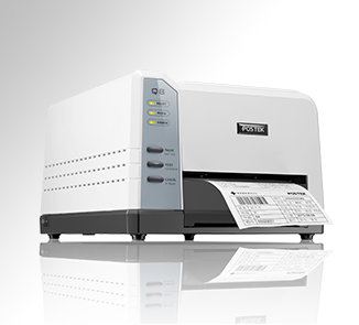 POSTEK Q8300最新商業打印機