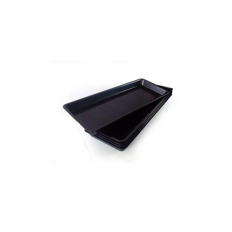 黑生鮮托盤供應_立洋包裝_小_展示用_塑料_吸塑_水產_密合防水