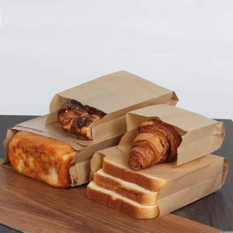 煎餅防油紙袋_立洋包裝_食品包裝_手工_綠色_薯條_油炸_食品