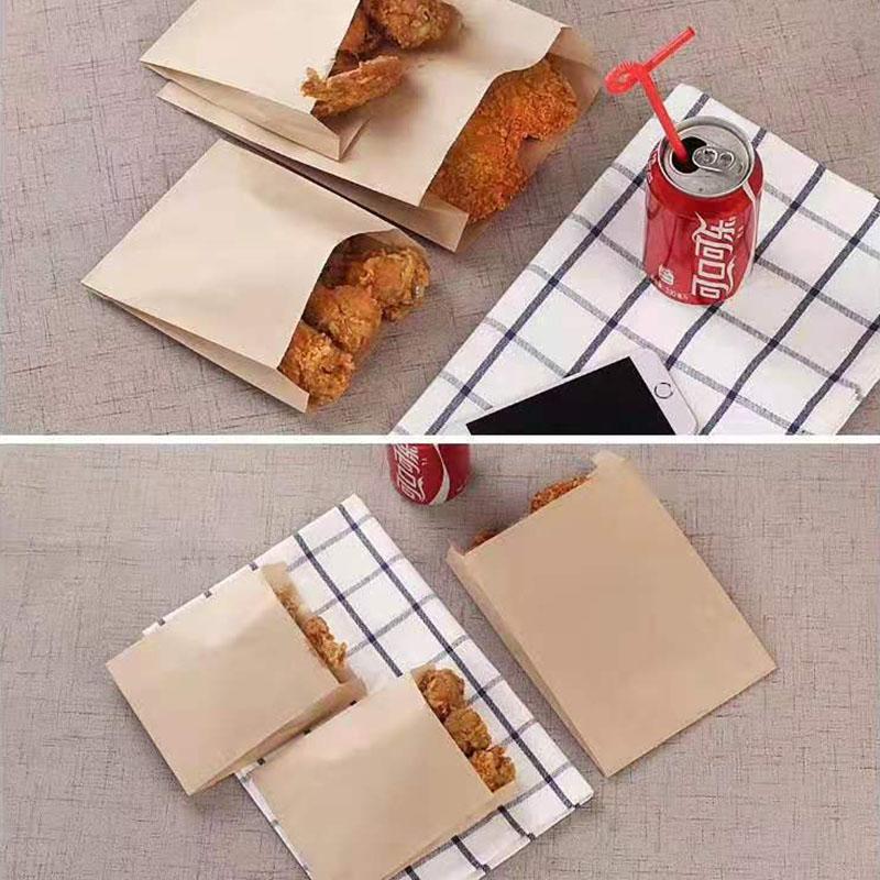 牛皮紙防油紙袋_立洋包裝_食品_環保牛皮_可愛的_煎餅_食品包裝