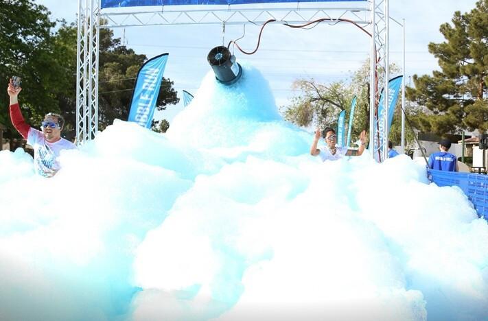 舞台特效 庆典道具 超级喷射式泡沫机 呆挂泡沫机 喷射大型泡沫机