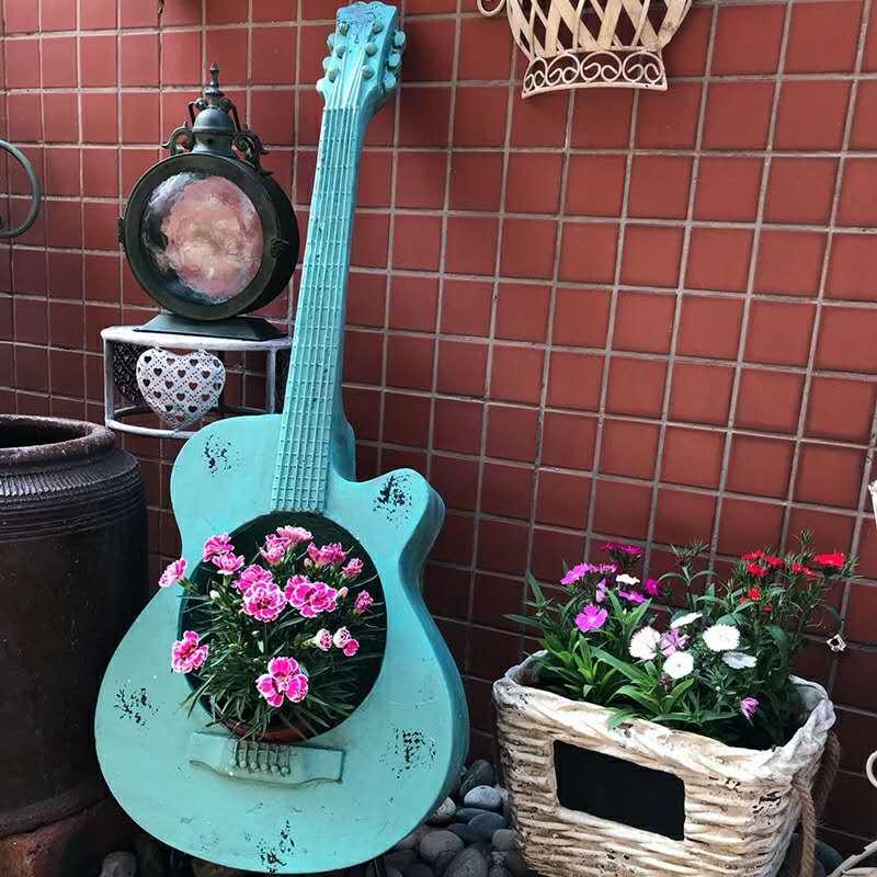 樂器花盆定制銷售