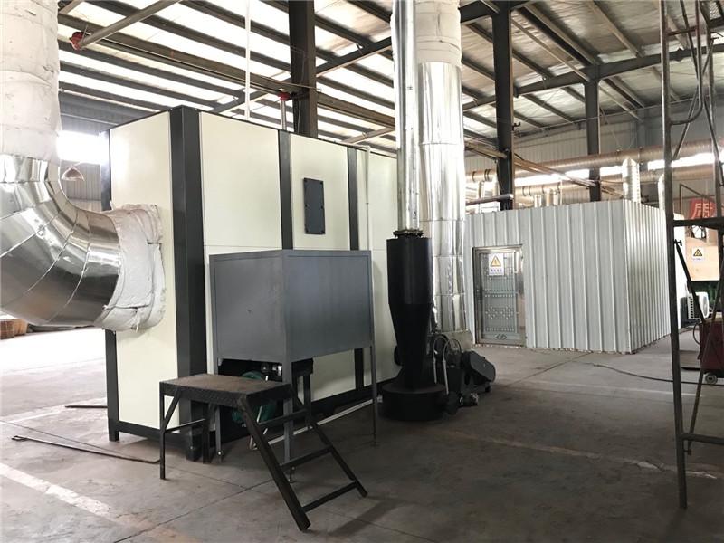 吉林工廠用熱風爐_天之佑節能設備_的生產公司_出售