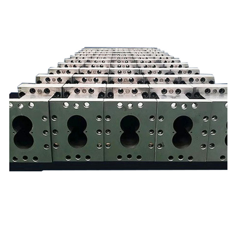 加强型双螺杆挤出机供应商_路隆机械_小型_80_色母专用