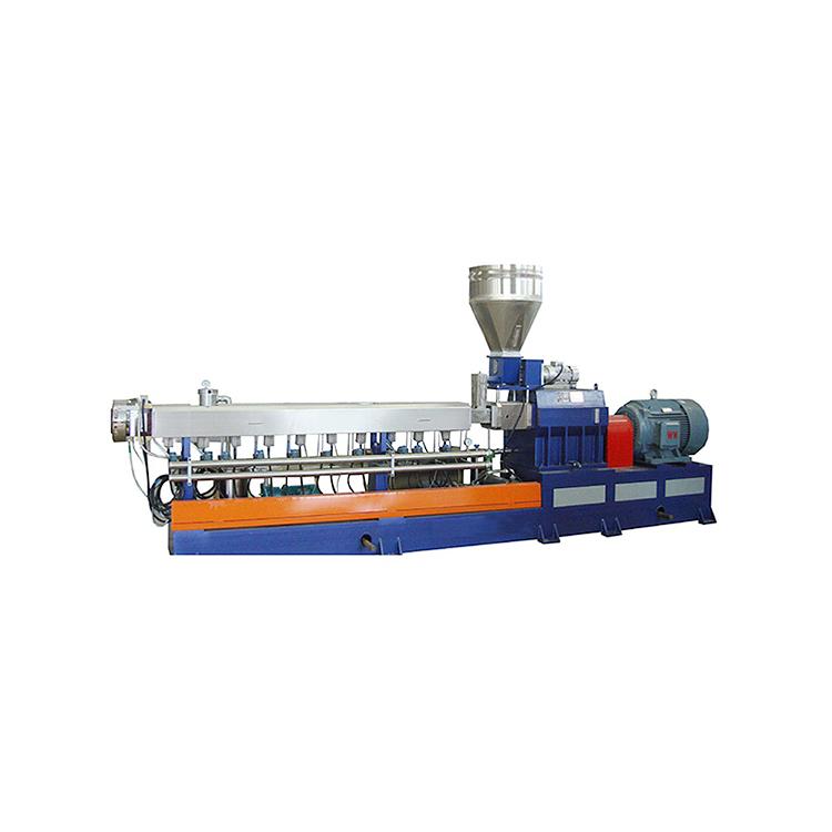 加强型_50双螺杆挤出机制造厂_路隆机械_路隆塑料机械制造