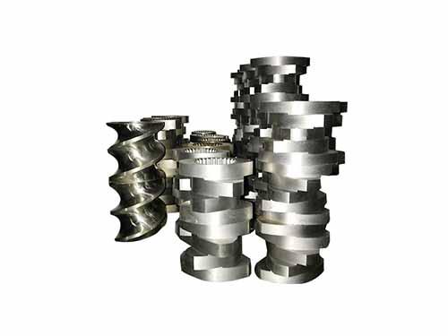 路隆机械_PE水拉条_65双螺杆挤出机专业定制_路隆塑料机械制造