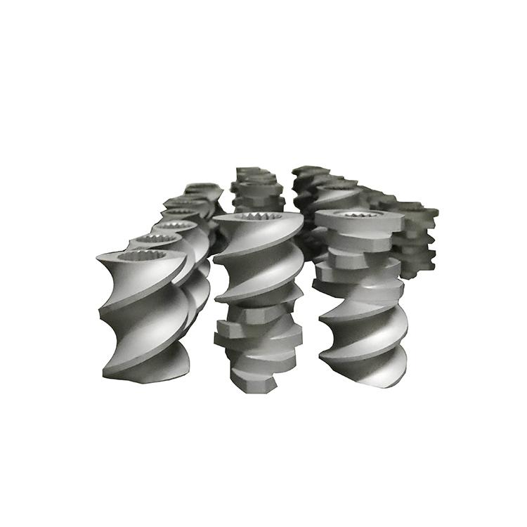 路隆机械_大型_PET塑料片材双螺杆挤出机哪家优惠?喂料机_路隆塑料机械制造
