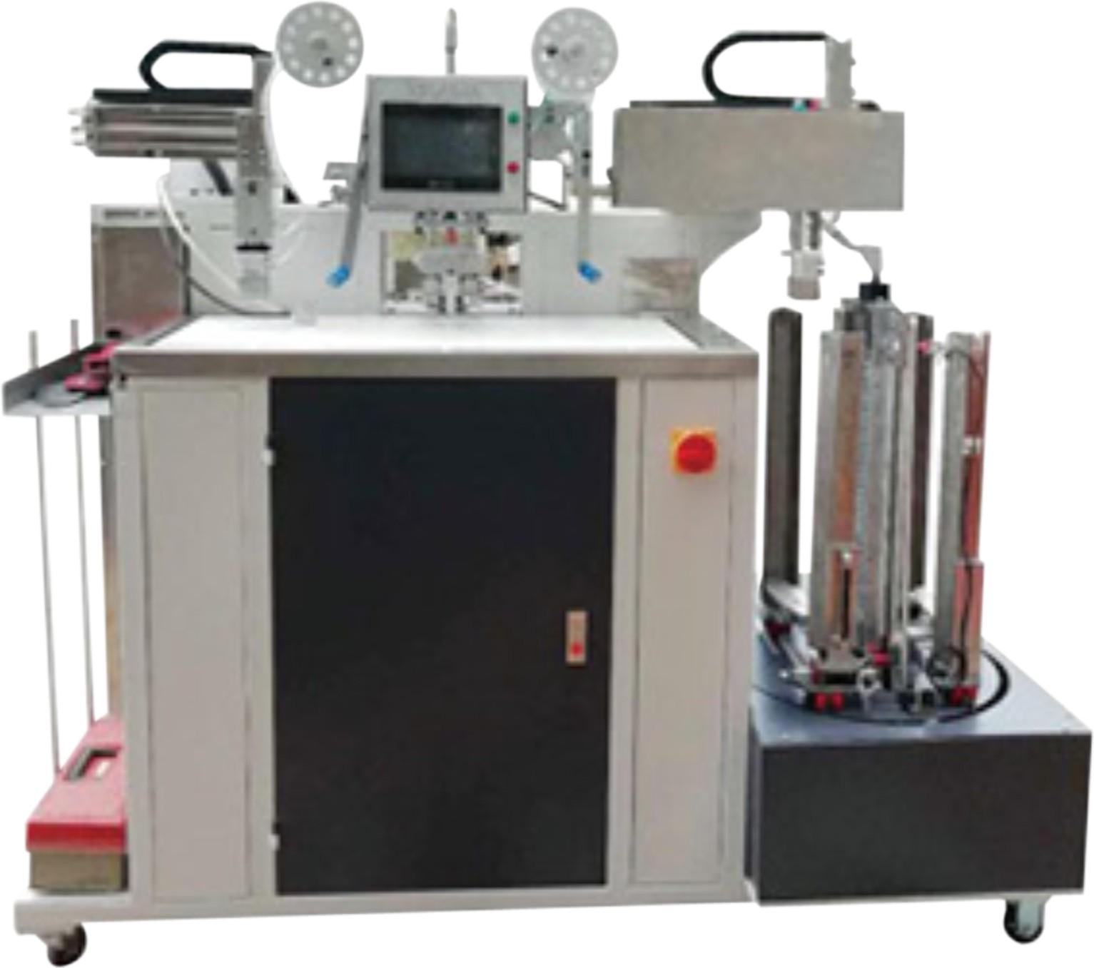 LX-3188流水線鞋墊全自動轉印機