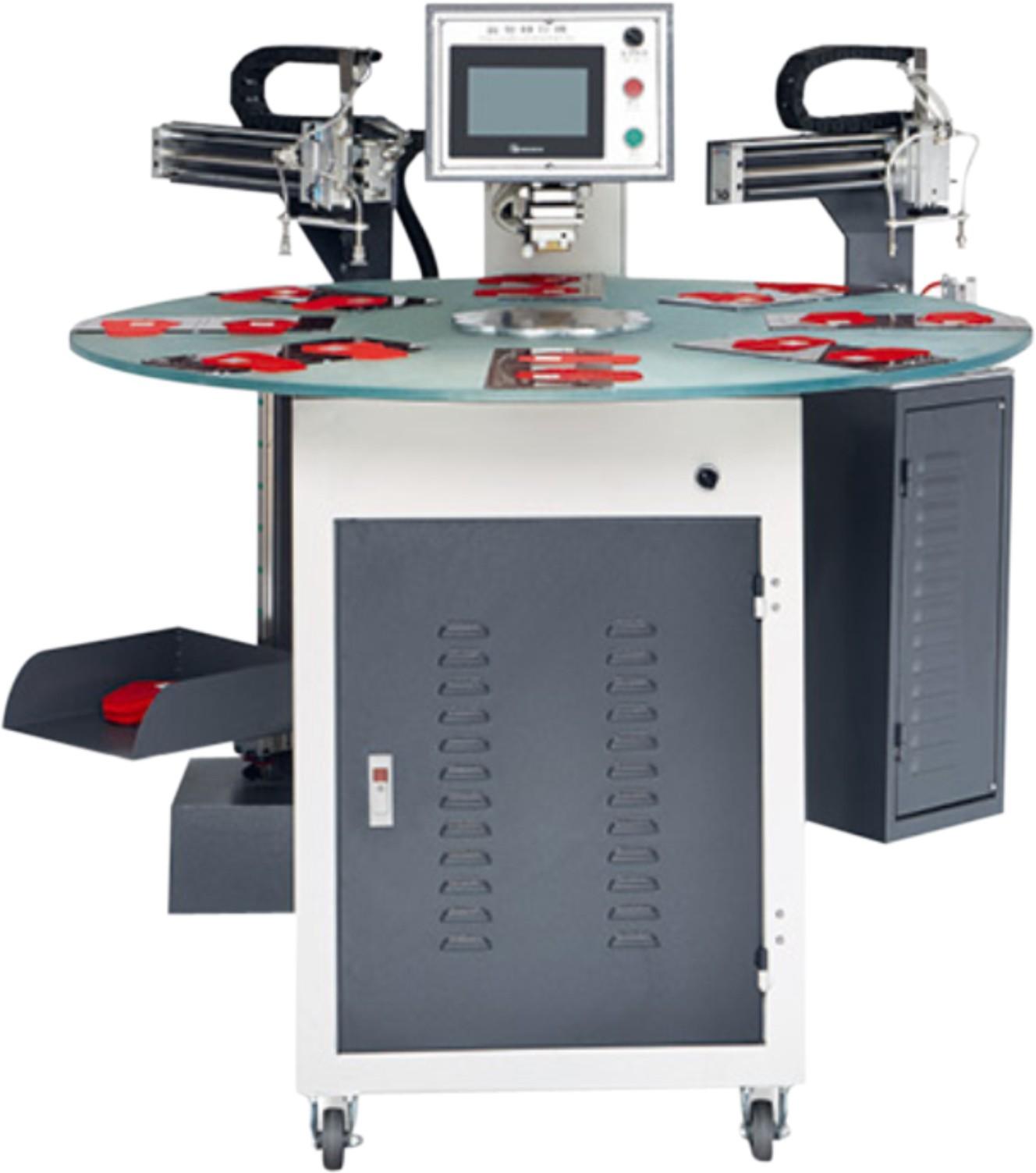 LX-3188B 圓盤全自動轉印機