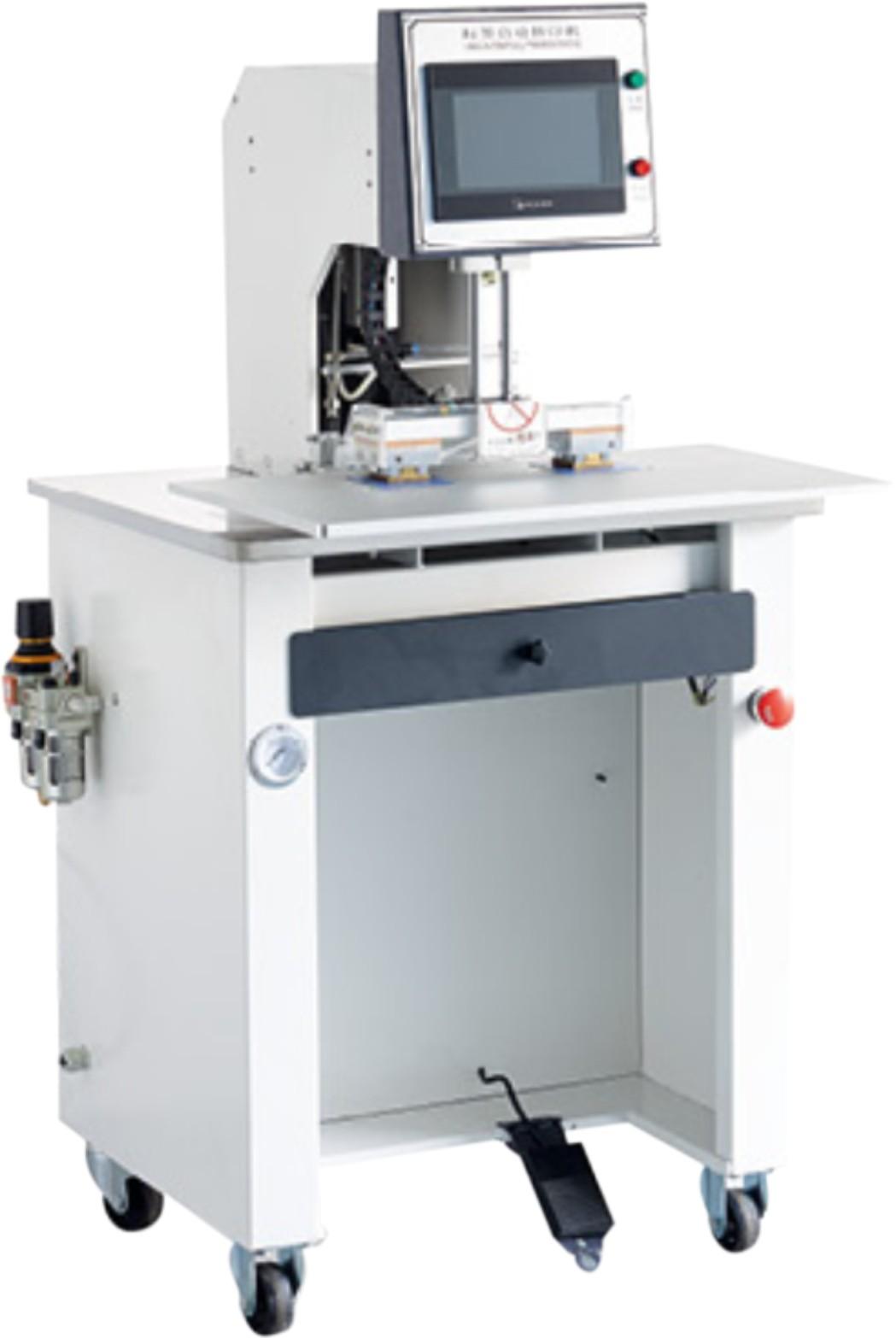LX-3016 單頭雙工位燙標機