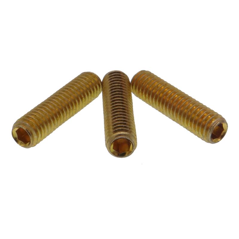 黄铜机米螺丝