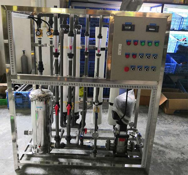 1吨超纯化水设备