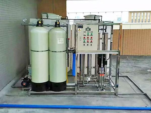 1吨每小时纯水设备