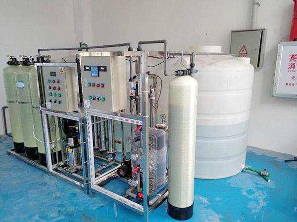 1吨超纯水设备