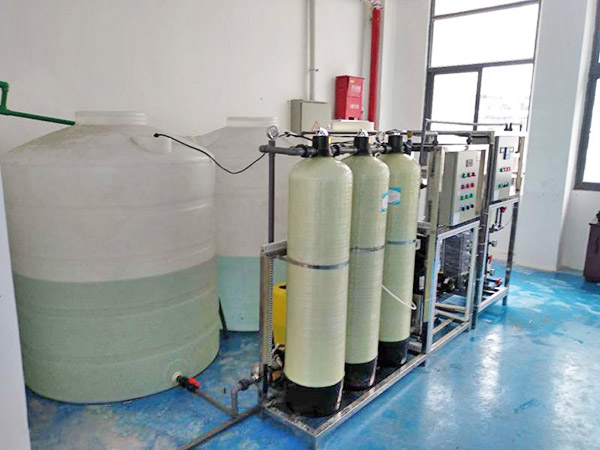 0.5吨超纯水设备