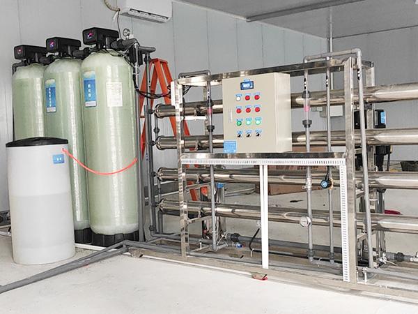 2噸反滲透純水設備