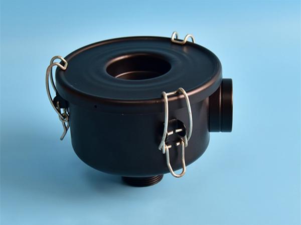 100立方每小時真空泵進氣過濾器
