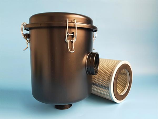 300立方每小時真空泵進氣過濾器