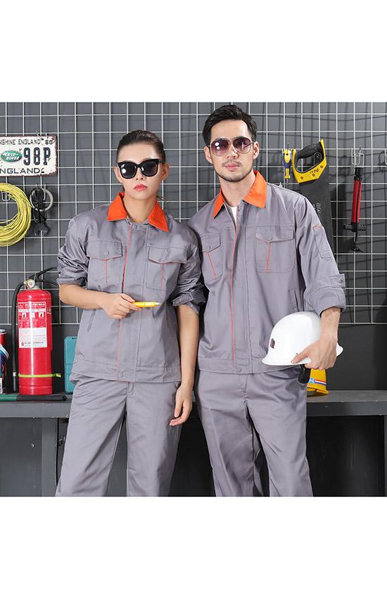 男女工作服套裝