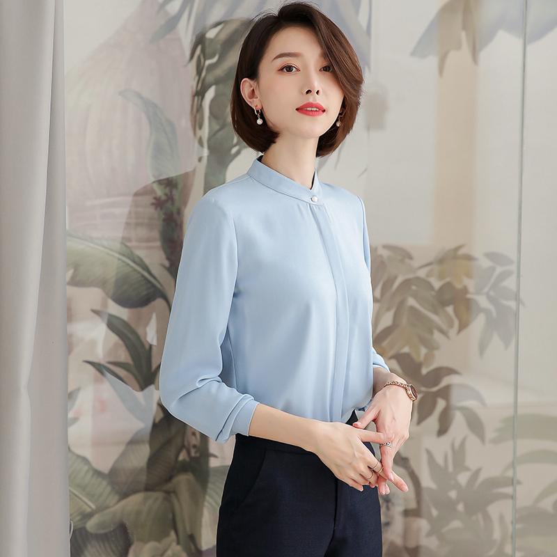 新品_條紋女士職業裝生產廠家_靚興制衣