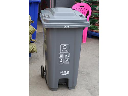 240l脚踏垃圾桶|山东阜辰塑业有限公司