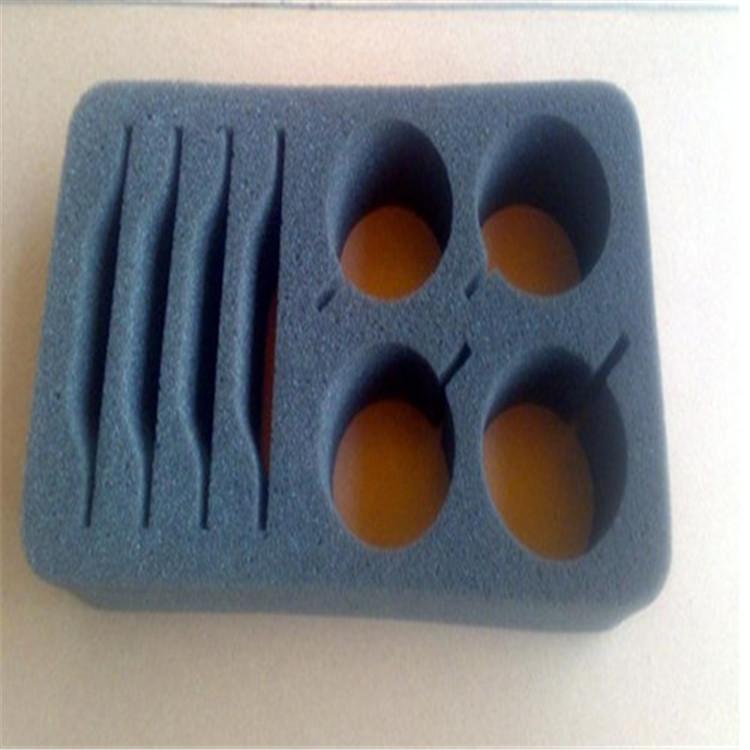 来图来样定制精密海绵包装盒 海绵内衬 海绵托盘