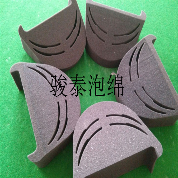 包装海绵 海棉内衬 海绵异型 包装材料批发
