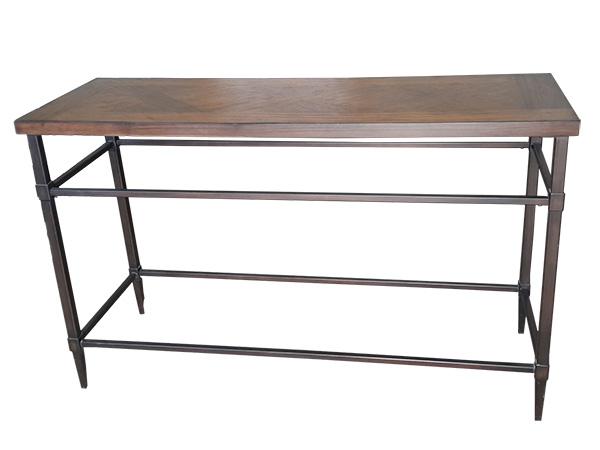 不锈钢玄关边桌