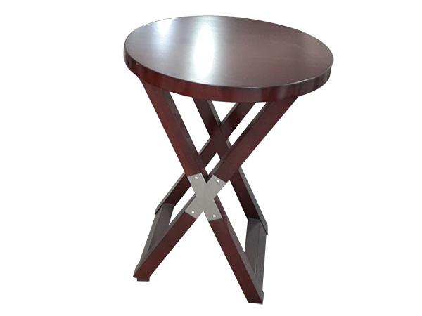 迷你复古边桌