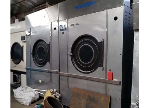 柳州布草烘干機哪家便宜_萬眾洗水設備_衣服_工業_蒸汽_單板
