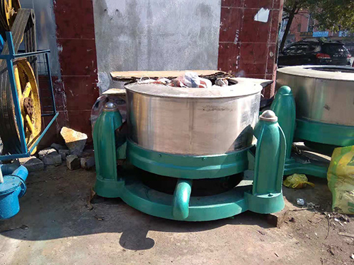 油壓脫水機哪里有_萬眾洗水設備_牛仔_全自動_自動_大型_油壓