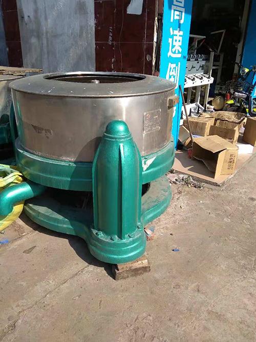 衣服脫水機哪個牌子好_萬眾洗水設備_床單_小型_半自動_洗衣