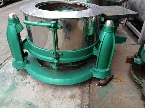 小型_洗滌機械脫水機設備_萬眾洗水設備