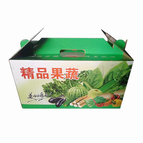 精品果蔬包裝箱