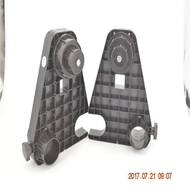 单动力_小型收放纸器代加工_明德塑胶