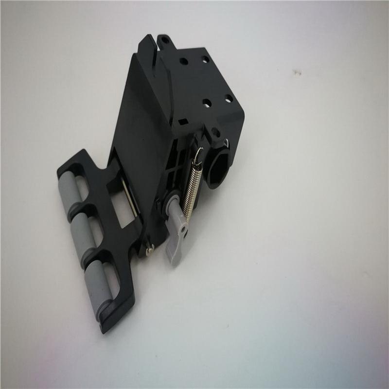 自动压纸轮规格_明德塑胶_可抬式_轻型_贴标机_双头_封闭_通用