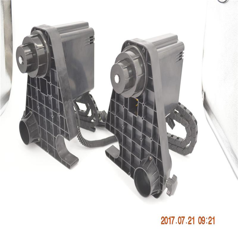 双动力收放纸器样品_明德塑胶_双头_金属_全自动端子机_通用