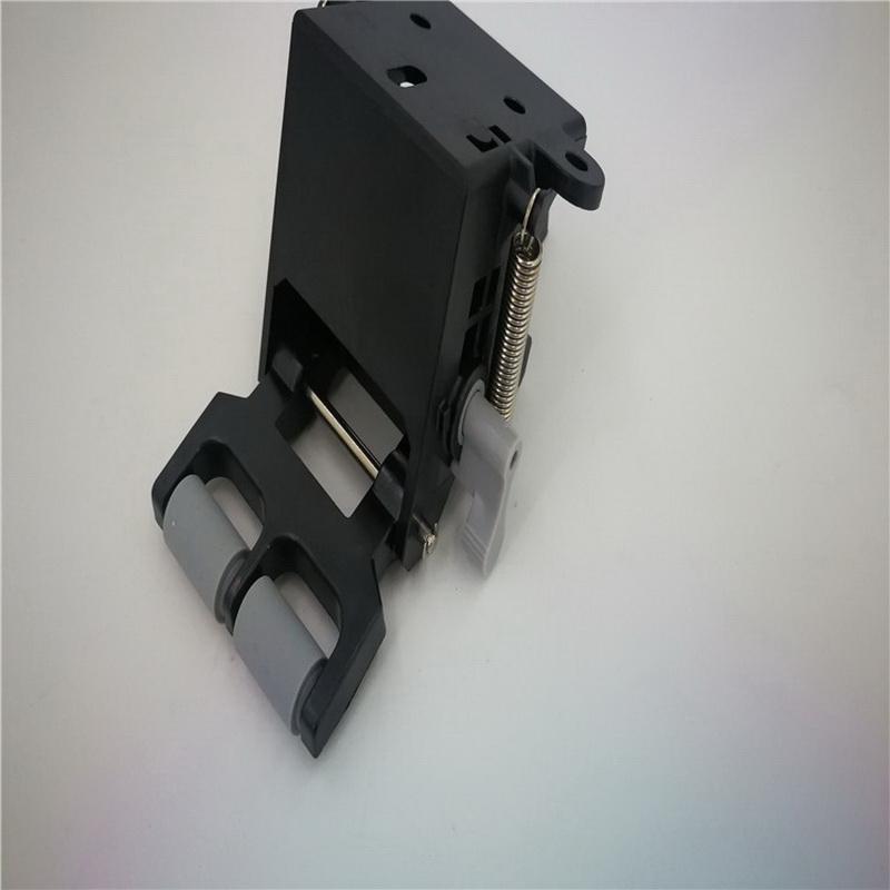 通用压纸轮定制加工_明德塑胶_单头_拉力可调_自动_印花机