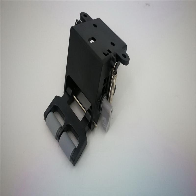 貼標機壓紙輪生產廠家_明德塑膠_大型_封閉_金屬_拉力可調_通用