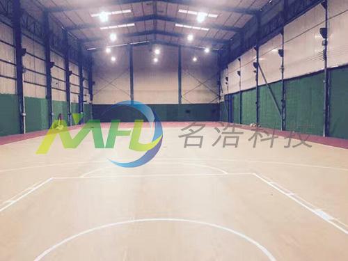 球场PVC塑胶地板